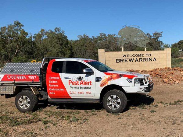 Brewarrina Pest Control